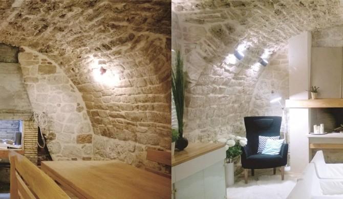 Kamin prije i poslije