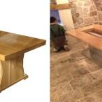 Stol konoba prije i poslije
